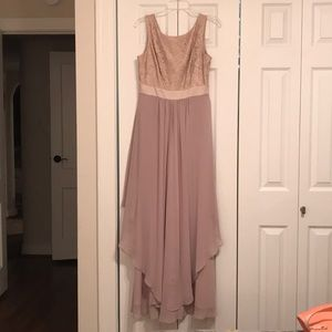 Eliza J formal gown, size 10 never altered